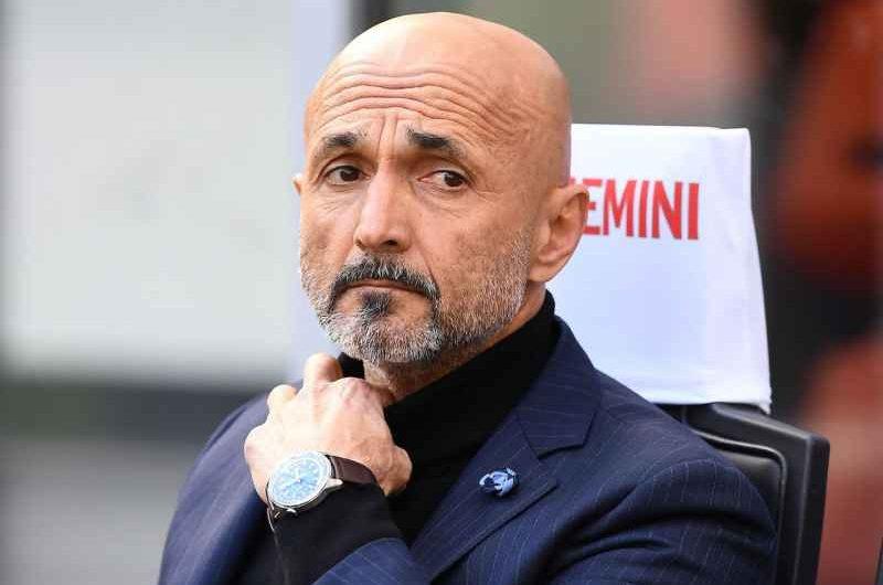 Napoli: la probabile formazione di Spalletti per l'amichevole contro il Benevento