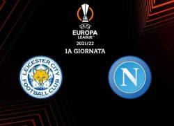 Leicester-Napoli i convocati