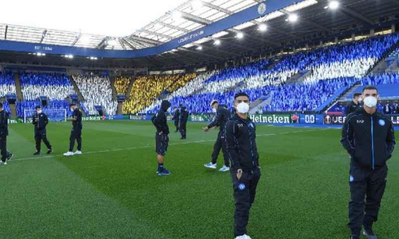 FOTO – Leicester-Napoli, la probabile formazione di Spalletti: out Zielinski, Malcuit e Elmas dal1′