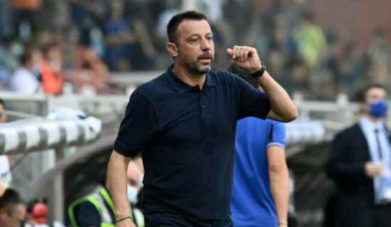 """Sampdoria, D'Aversa: """"Quagliarella ha fatto tanti gol al Napoli: questa per lui è importante"""""""