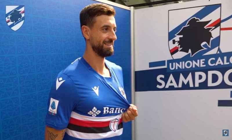 """Caputo: """"Il Napoli è la prima forza del campionato, sono un'ottima squadra ma noi faremo una grande partita"""""""