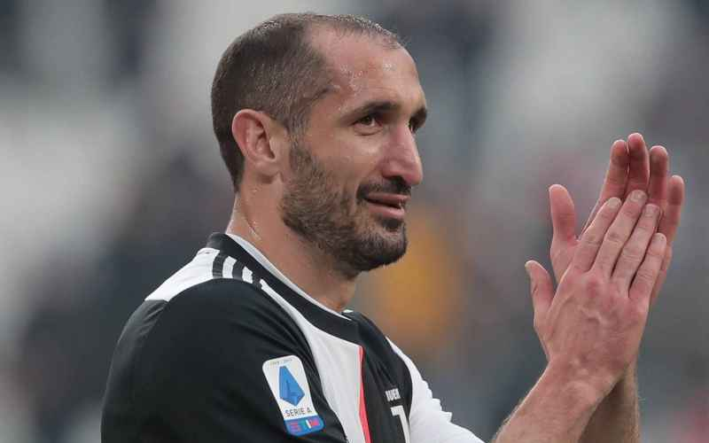 """Chiellini: """"La Juventus è nella tempesta ma ci rialzeremo"""""""