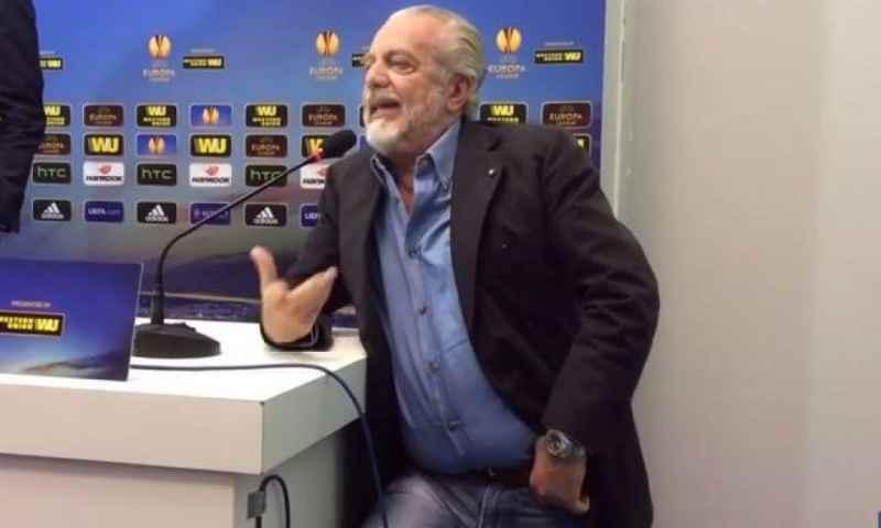 ADL sorride, più 100 milioni sul valore della rosa del Napoli