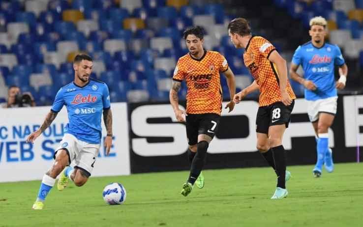 Napoli: azzurri umiliati dal Benevento, alcuni giocatori non hanno dato importanza alla gara