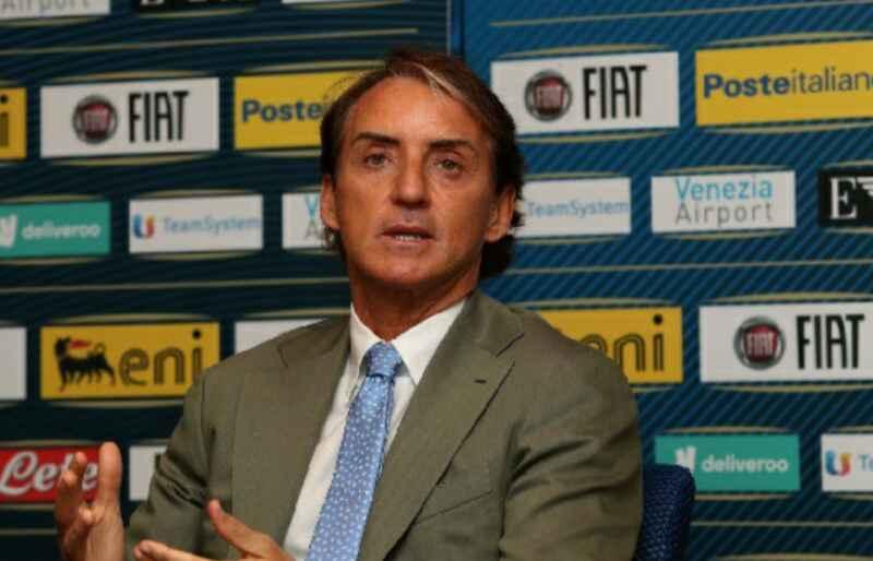 """Mancini su Meret: """"Se in finale fossimo andati sul 3-0, lo avrei fatto giocare"""""""
