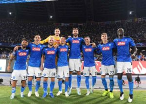 """SSC Napoli: """"La squadra ha dimostrato impegno ed attaccamento alla maglia"""""""