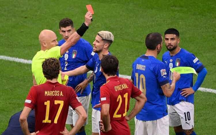 Nations League: Italia-Spagna 1-2, il commento di Lorenzo Insigne