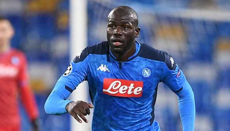 Koulibaly è il miglior giocatore di settembre, arriva l'annuncio della Lega Calcio