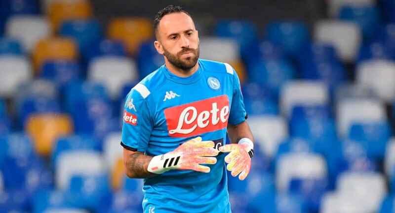 """Napoli, Ospina: """"La nostra porta è ancora involata, con Meret ho un bel rapporto"""""""