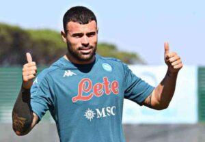 Napoli, report allenamento: Petagna in gruppo, tornano Ospina e Lozano